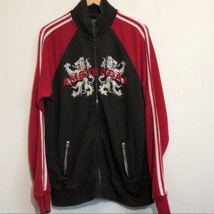 Lucky Brand Dragon Amsterdam Jacket Sz XL